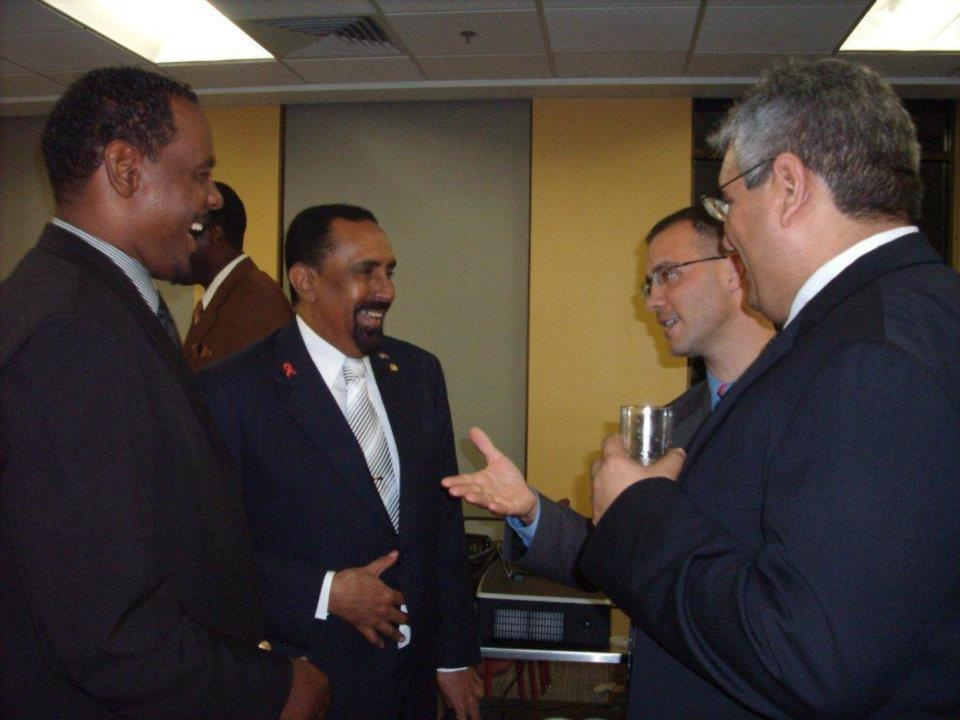 VOM & Partners of the Americas – Vision On Mission